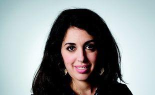 Portrait de Myriam Levain, journaliste et cofondatrice de Cheek Magazine, qui publie un récit sur son expérience de la congélation d'ovocytes.