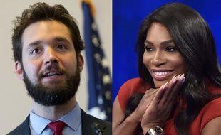 Le cofondateur de Reddit Alexis Ohanian et la championne de tennis Serena Williams sont fiancés.