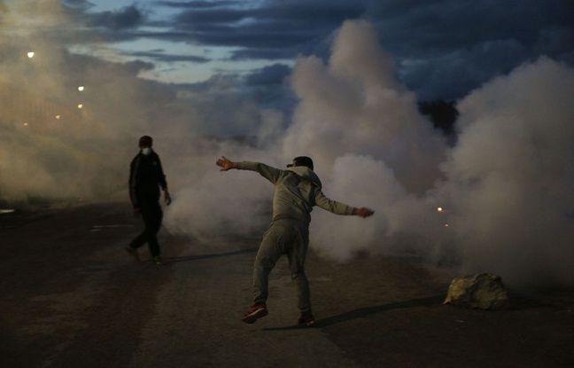 Démantèlement de la «jungle» de Calais: Les autorités craignent des tensions avec les No Border