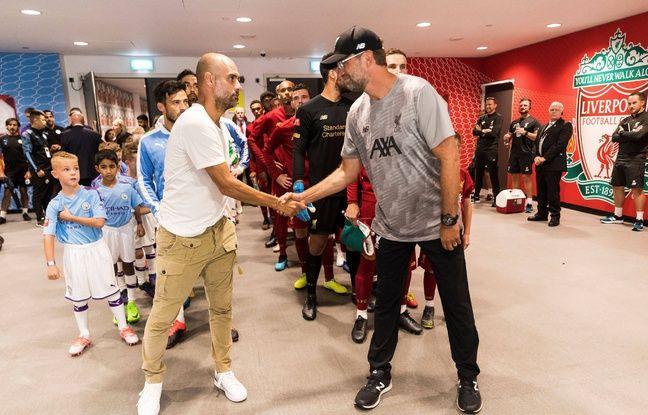 Premier League : « C'est la réalité, nous sommes loin derrière », Guardiola félicite Liverpool pour son titre