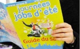 L'été dernier, 30000jobs proposés.