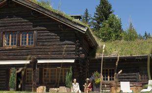 Nade Dieu (Mathilde) et Maud Jurez (Maud) dans «Le Chalet».