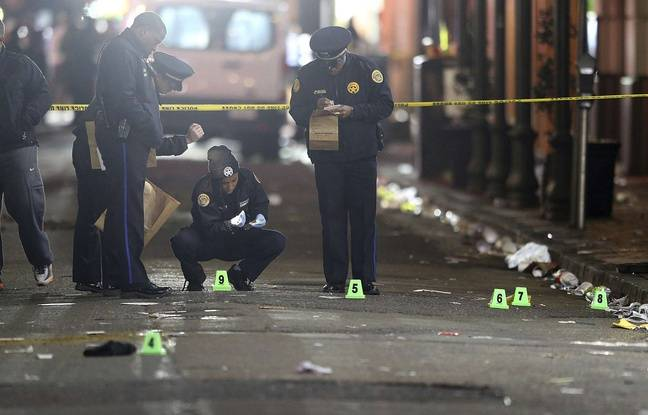 Un homme a été tué et neuf autres personnes ont été blessées dans une fusillade survenue dimanche 27 novembre à la Nouvelle-Orléans, la principale ville de l'Etat américain de Louisiane.