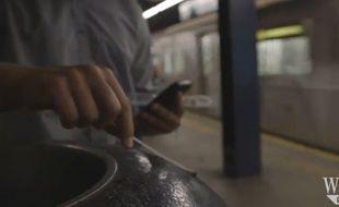 Des chercheurs recensent les bactéries du métro new-yorkais.