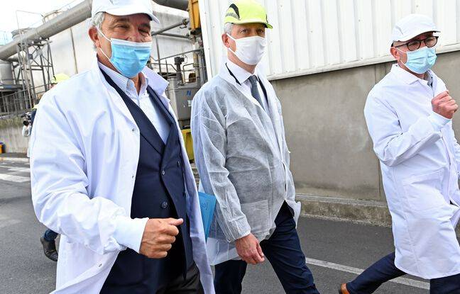 648x415 bruno maire lors visite usine region lille