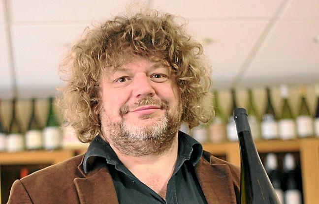 Anthony Cointre a créé le salon  Vini Circus il y a dix ans près de Hédé.