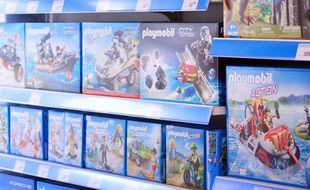 Jusqu'au 20 avril, la Fnac vous propose 20% de remise sur toute la gamme Playmobil.