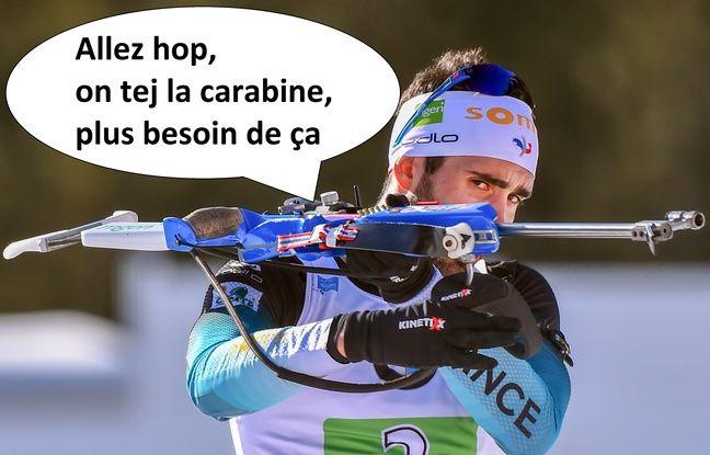 Retraite de Fourcade: De papa poule à Paris 2024, quelle vie après le biathlon pour notre Martin national?