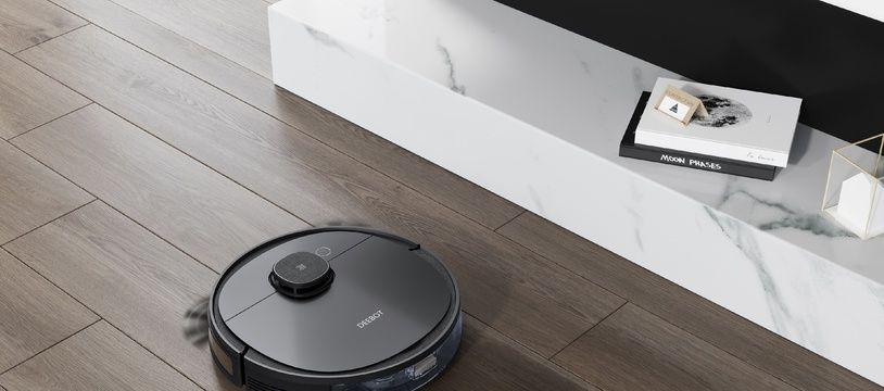Le robot aspirateur laveur Deebot Ozmo 950 lancé en septembre.