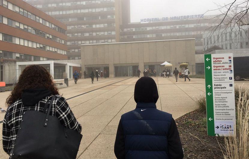 Grève du 5 décembre : A l'hôpital de Strasbourg, les patients s'attendaient « à largement pire »