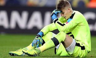 L'ex-gardien rennais Paul Nardi aura vécu l'une des pires soirées de sa jeune carrière à Monaco, le 14 décembre 2016.
