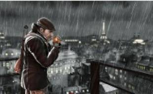 Sean l'Irlandais dans le Paris occupé de la Seconde Guerre mondiale de « The Saboteur ».