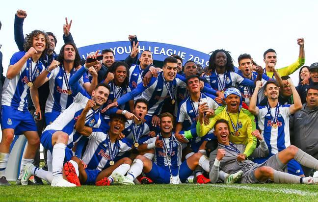 Porto a gagné la Champions League des jeunes en 2019