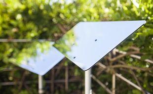 Des réflecteurs Espaciel à installer sur une terrasse