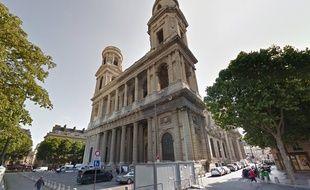Le corps sans vie d'un SDF a été retrouvé dans l'église Saint-Sulpice mercredi soir