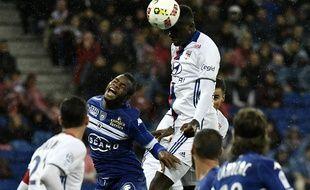 Un duel aérien entre Lyon et Bastia