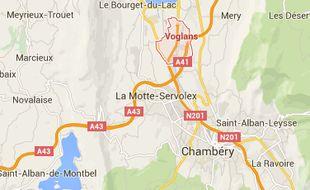 La tentative d'enlèvement se serait produite à Voglans, en Savoie.