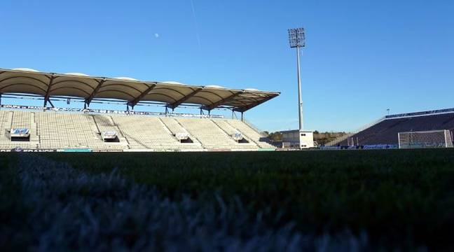 Affluence record attendue au Stade Parsemain, ce samedi soir. – S. Couix / PKFoot.com