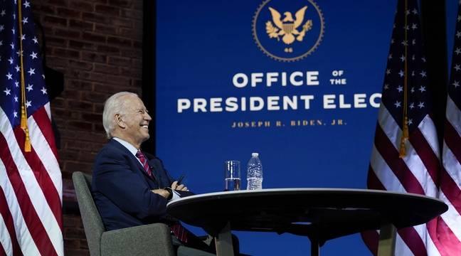 La victoire de Biden dans l'Etat-clé du Michigan officiellement certifiée