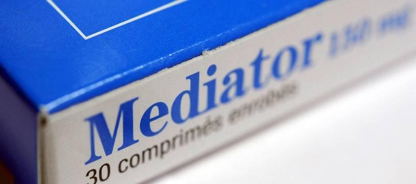 Des comprimés de Mediator. (illustration)