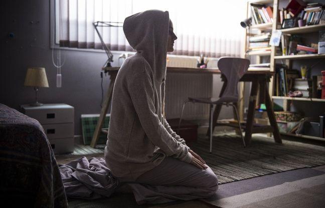Noémie Merlant dans Le ciel attendra de Marie-Castille Mention-Schaar