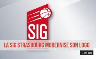 La SIG change de logo pour la saison 2015-2016.
