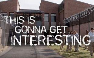 Image extraite de la bande-annonce de la 4e saison de «Orange is the new black»