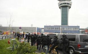 Une opération de déminage est en cours à l'aéroport d'Orly.