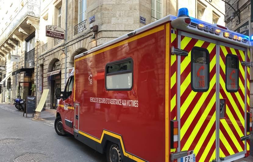 Strasbourg : décès d'un nonagénaire après une chute du quatrième étage