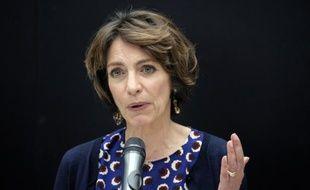 La ministre de la Santé Marisol Touraine à Paris le 22 avril 2015