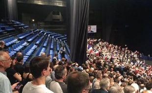 Sébastien Foy, soutien de François Fillon fait une boulette en essayant de se moquer d'Emmanuel Macron