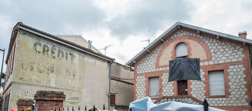 La maison d'un octogénaire toulousain était squattée depuis septembre dernier.