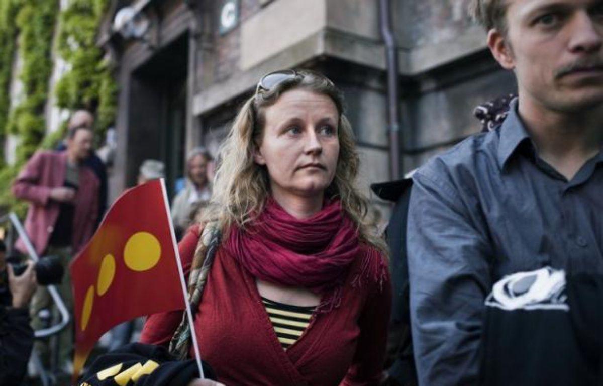 Les habitants de Christiania, un squat géant créé en 1971 par des hippies dans le centre de Copenhague, sont depuis dimanche propriétaires d'une partie de leur quartier, a confirmé lundi à l'AFP leur avocate, Me Line Barfod. – Jens Nørgaard Larsen afp.com