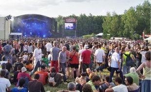 Les Eurockéennes ont accueilli cette année près de 95 000 spectateurs en trois jours.