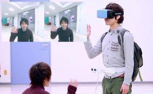 Le projet japonais Childhood permet à un adulte de se retrouver dans la peau d'un enfant.