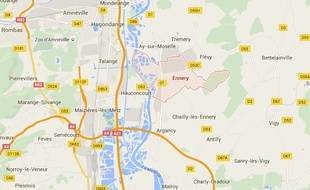 Une septuagénaire retrouvée morte dans son lit à Ennery en Moselle.