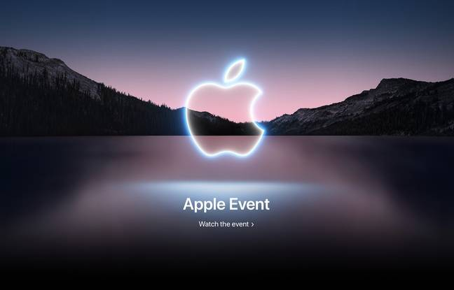 La keynote de rentrée d'Apple, diffusée en ligne le 14 septembre 2021.