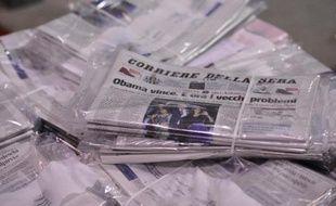 Mystère et grandes manœuvres autour du groupe RCS Mediagroup: le propriétaire du principal quotidien italien, le Corriere della Sera, est au cœur d'un feuilleton financier entre ses actionnaires, au premier rang desquels le constructeur Fiat.