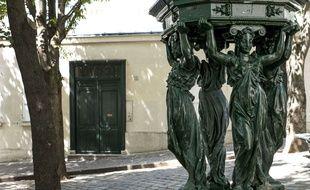 Une centaine de fontaines Wallace sont installées dans Paris.