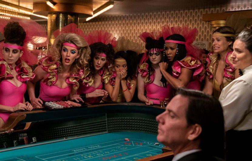 VIDEO. Les replays de la semaine: L'ode au girl power de «Glow»... Les films de la «Famille» Manson...