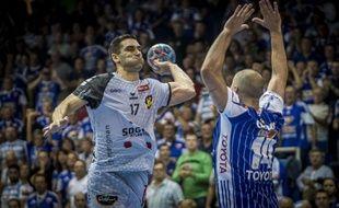 Kiril Lazarov en Ligue des champions.