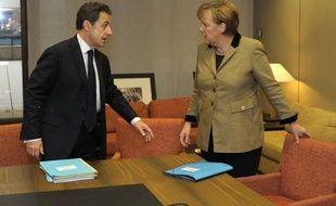 Angela Merkel arrivera lundi à Paris pour présider avec Nicolas Sarkozy le 14e conseil des ministres franco-allemand, alors que la campagne pour la présidentielle en France bat son plein.