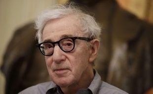 Woody Allen, en juillet 2019.