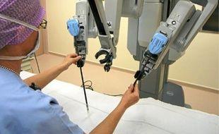 Le robot acheté par Val d'Aurelle a coûté 1,1 million d'euros.