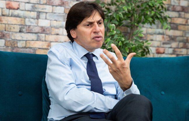 Frédéric Dabi, directeur général de l'Ifop, le 15/09/2021.