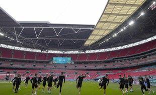 Le stade de Wembley.
