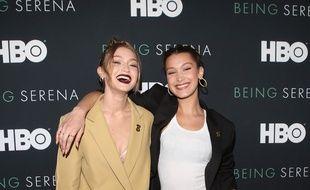 Les sœurs Gigi et Bella Hadid