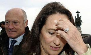 Alain Rousset et Ségolène Royal