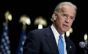 Joseph Biden, sénateur du Delaware, a été désigné comme vice-président par le candidat démocrate Barack Obama dans la course à la présidence américaine