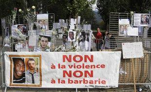 Une marche blanche avait été organisée quelques jours après le double meurtre de Kevin et Sofiane.